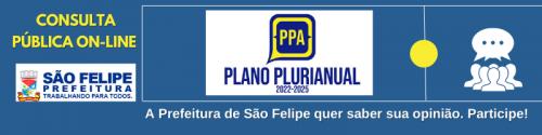 CONSULTA PÚBLICA ON-LINE –PLANO PLURIANUAL (PPA) 2022-2025. (4)